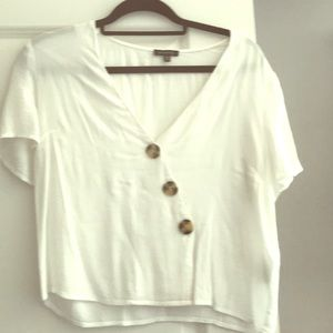 Dynamite Tops - White top